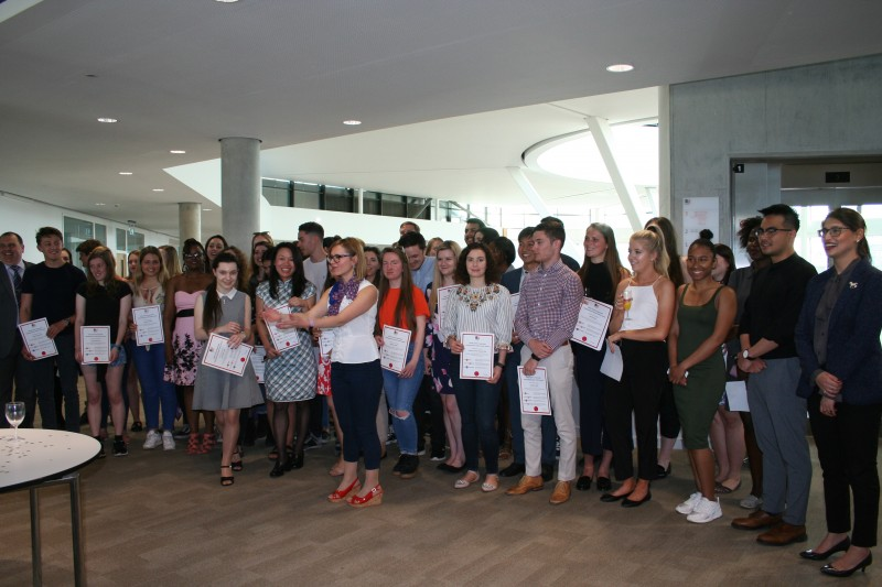 BU's Global talent celebrated at awards night