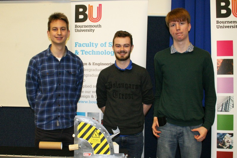 Students impress at engineering design challenge