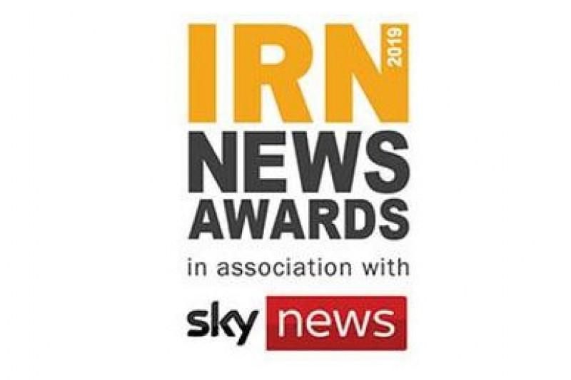 IRN awards 2019