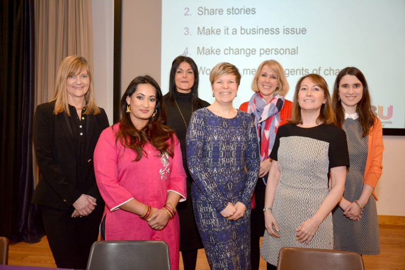 International Women's Day celebrated at Bournemouth University event