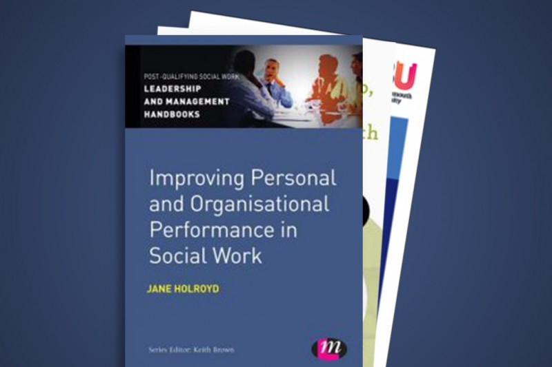 Improving Personal and Organisational Performance in Social Work promo