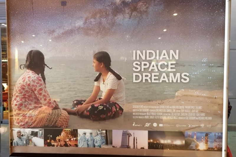 Indian Space Dreams poster
