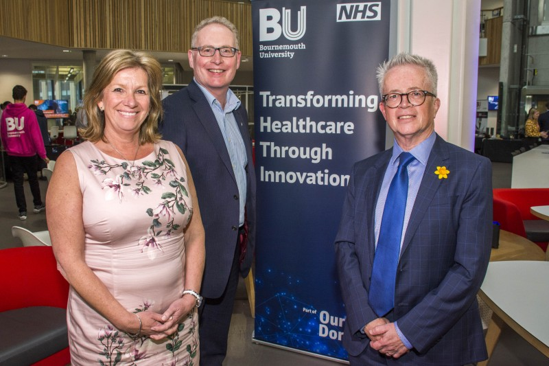 BU and Our Dorset Integrated Care System launch a major new partnership to innovate healthcare