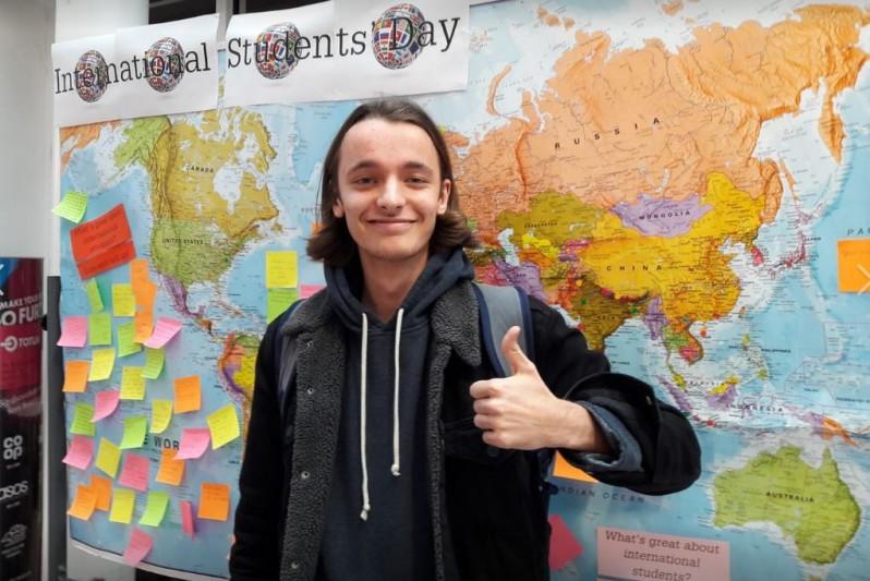 International Students Day