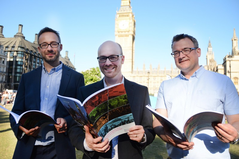 EU Referendum analysis and opinion book launched at Westminster