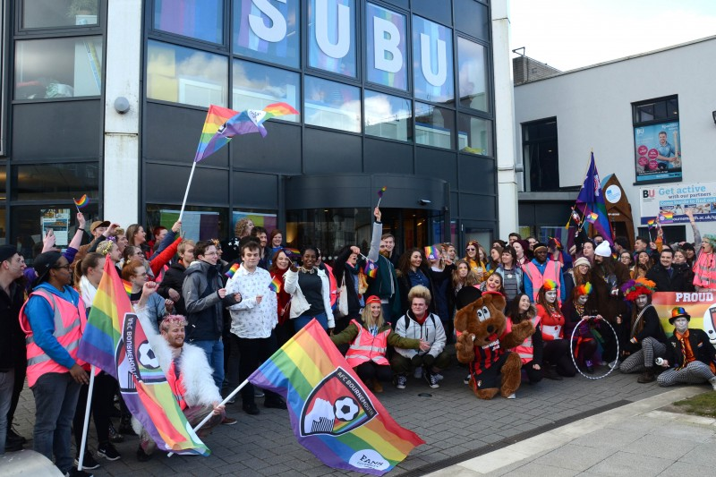 Bourne Free, Bournemouth's Pride Festival, comes to town
