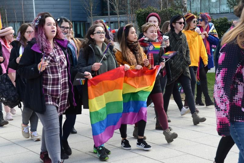 #BUproud of BU Student Pride