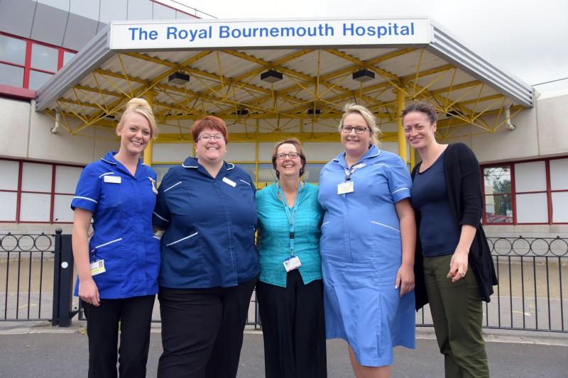 BU develops model to help keep nurses in the NHS