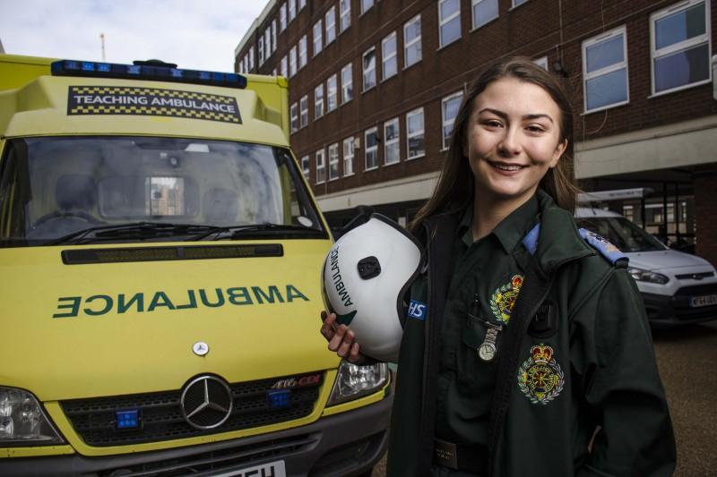 Jasmine Hart - Healthcare heroes