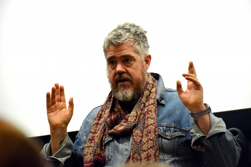 Phill Jupitus comes to BU