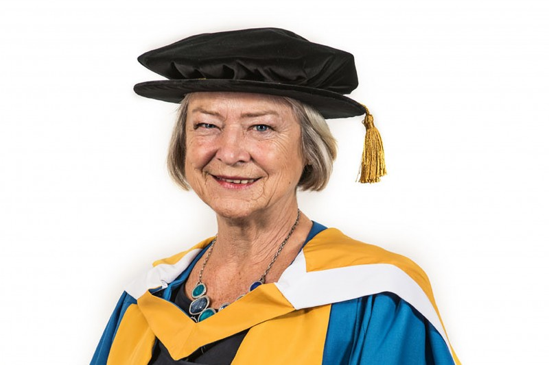 Kate Adie Chancellor