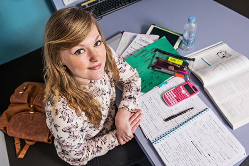 Katrina Eastwood, BU Economics student