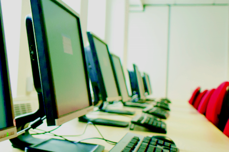 You Said, This Happened: There's not enough work space around the PC's