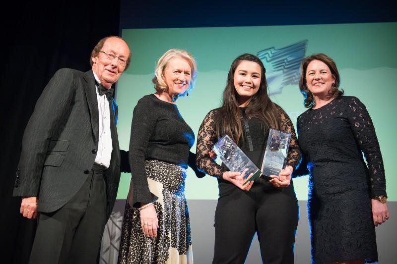 Success for BU at Royal Television Society Awards