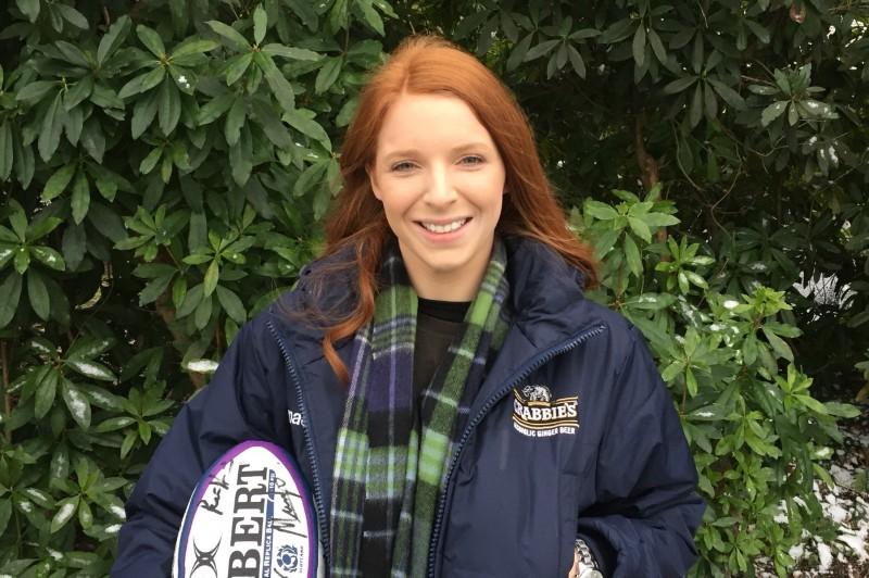Lucy Cottrell, BU alumna