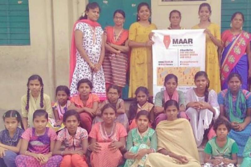 MAAR - Indian girls group
