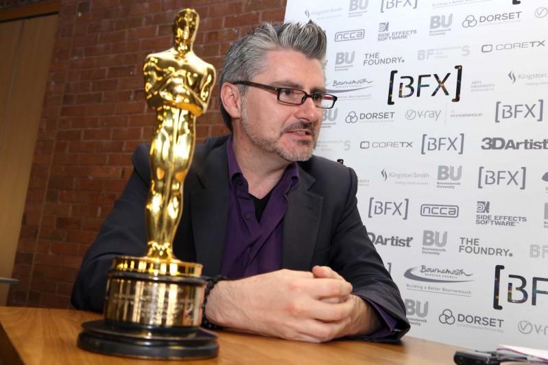 Mark Ardington at BFX Festival