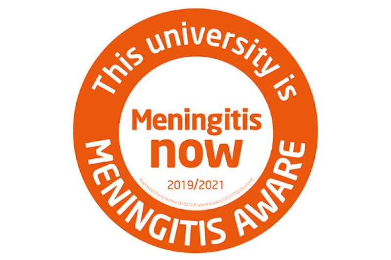 Meningitis Aware recognition mark