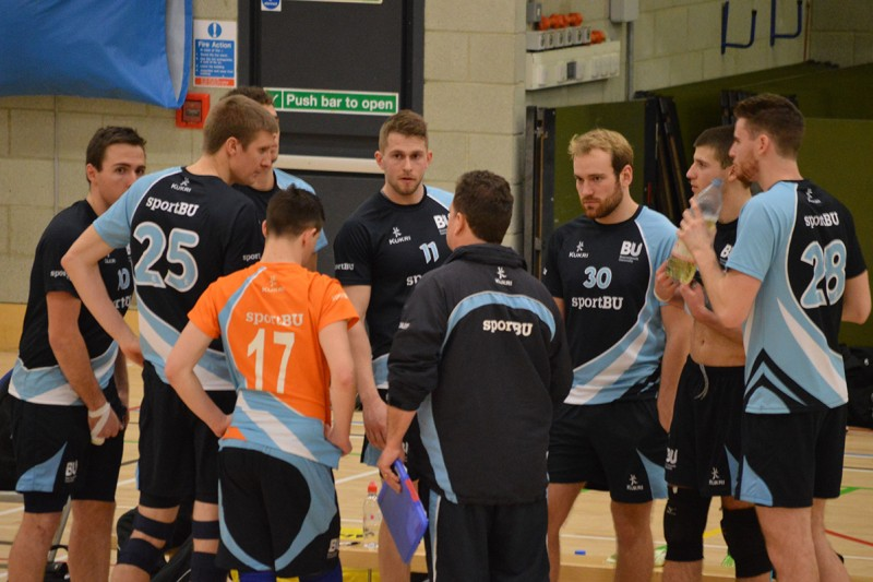 BU to host BUCS Volleyball Final