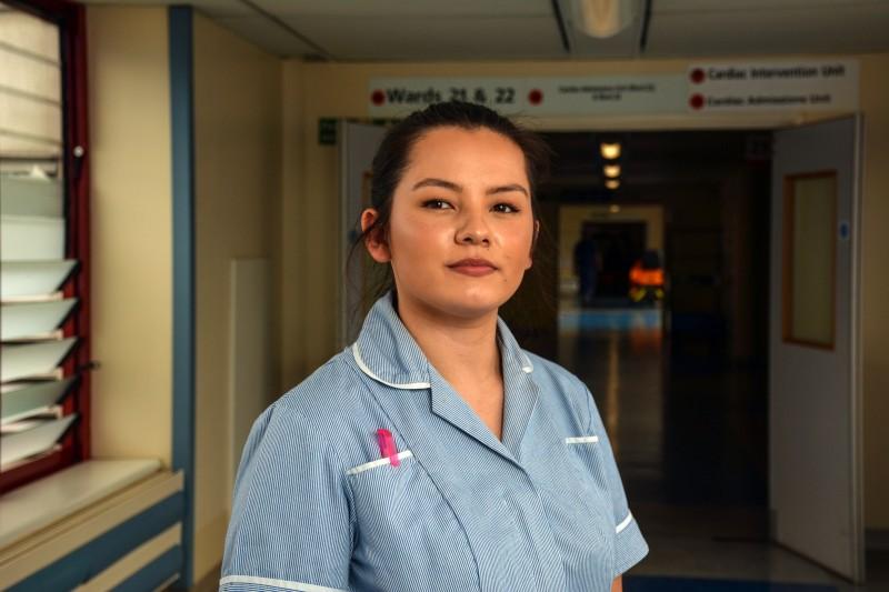 Mica Lee - Healthcare heroes