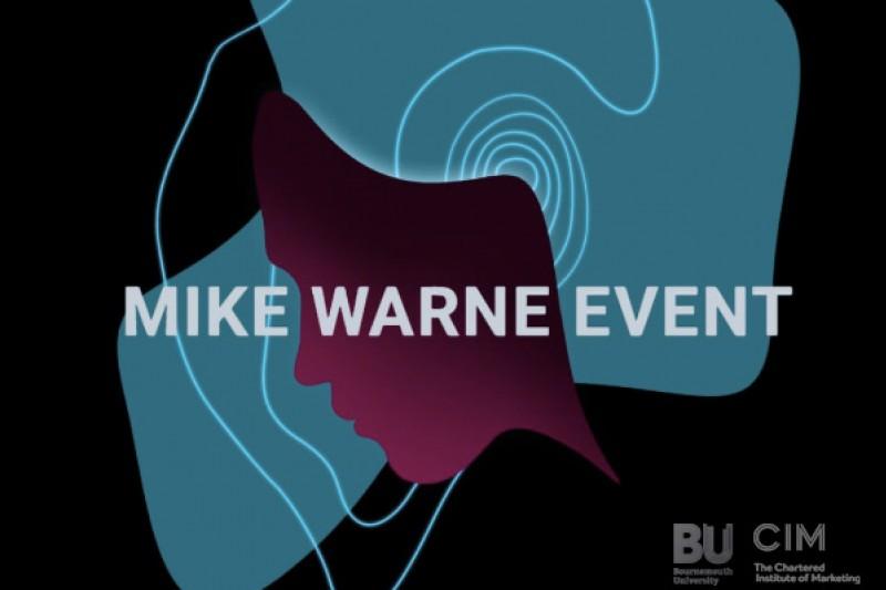 Mike Warne event logo 2020