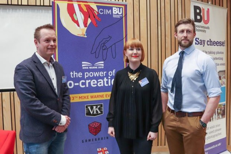 The 13th Mike Warne Event: Three interesting and inspiring speakers took to the floor to enlighten attendees about the 'Power of Co-Creation'