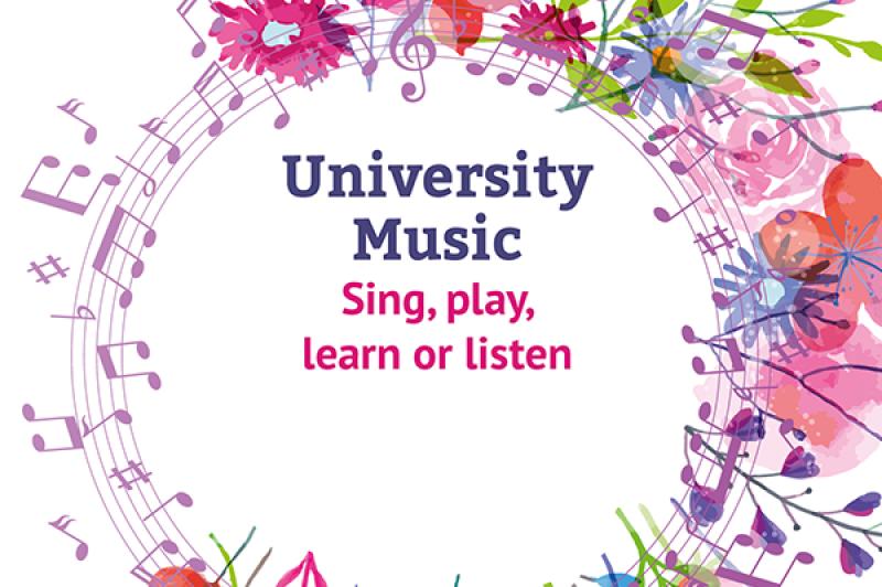 University Music Spring summary