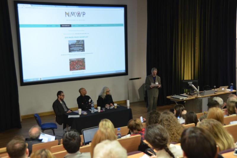 NMWP ceremony