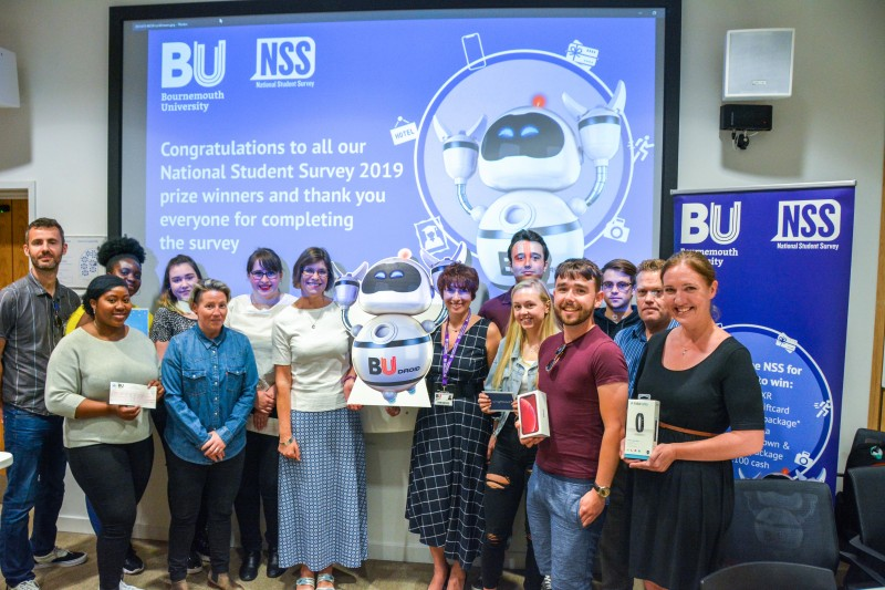 NSS 2019 prize winners