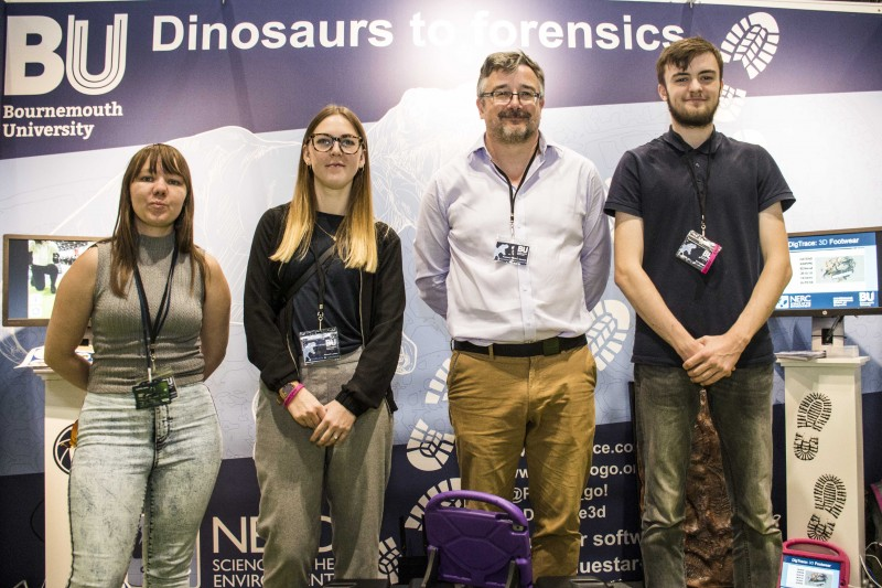 BU research on show at London science festival