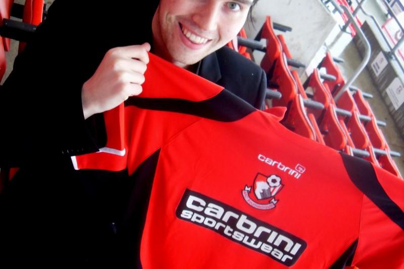 Niall Malone at AFC Bournemouth