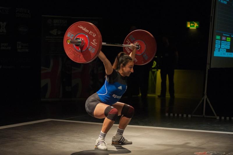 Noorin weightlifting