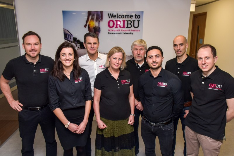 Bournemouth University Research Institute features in national campaign