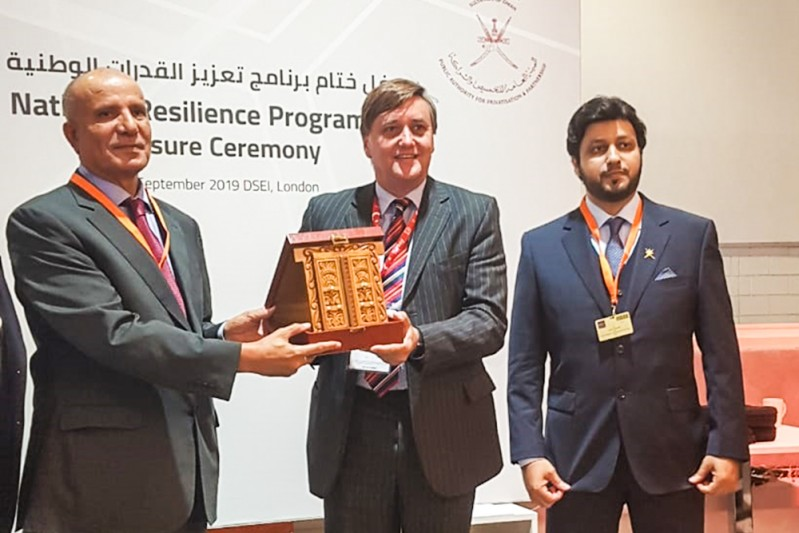 Oman Disaster Management
