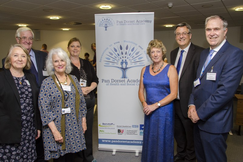 Pan-Dorset Health and Social Care Academy launched at Bournemouth University (BU)