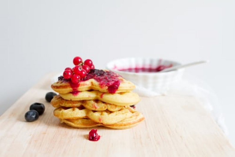 Pancake Valentines