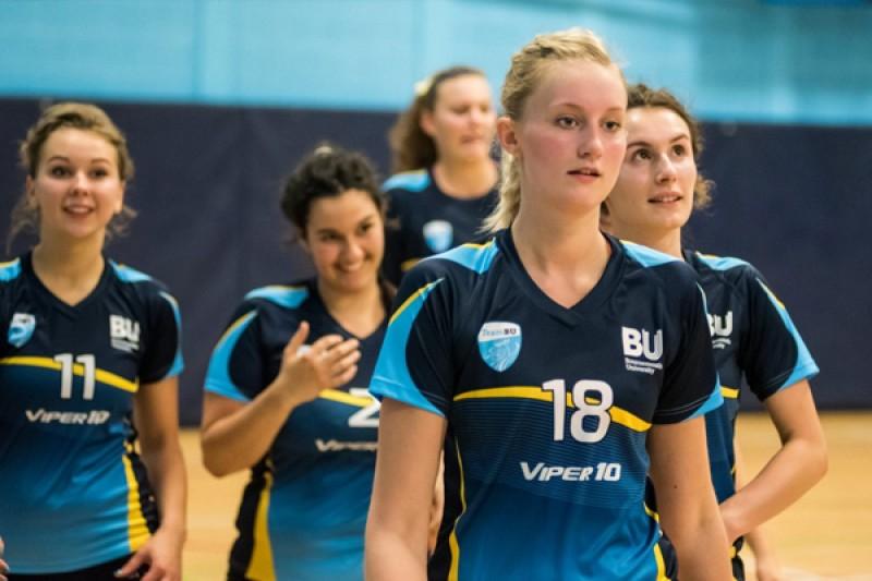 Image of Womens TeamBU team