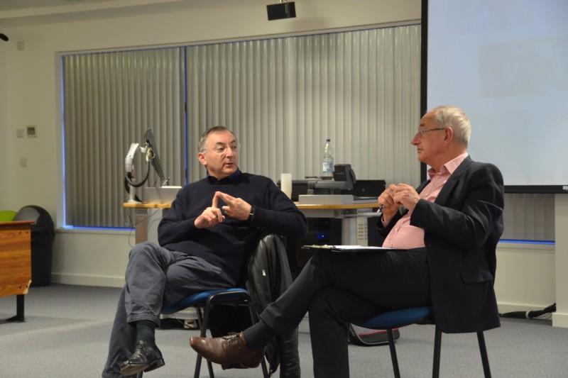 Peter Kosminsky talk