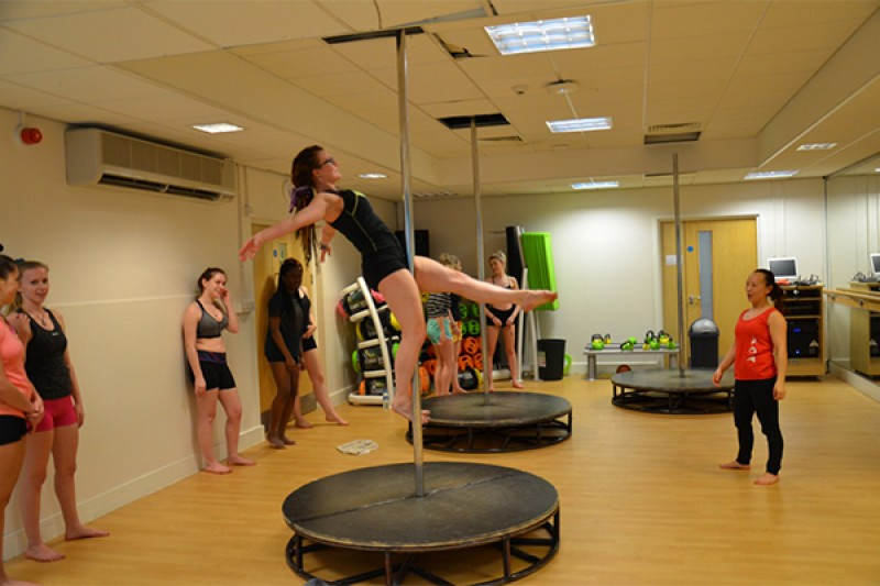 Image of Pole Fitness Class