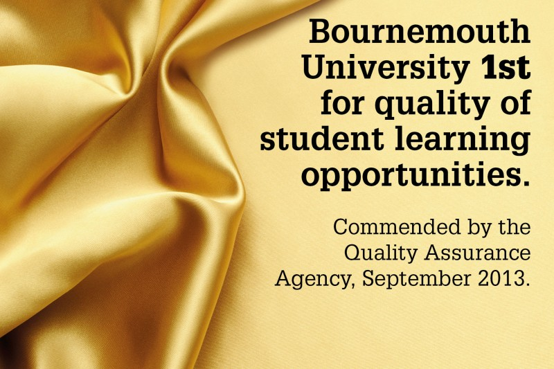Outstanding student learning opportunities