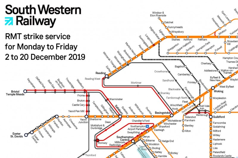 South Western Railway Industrial Action