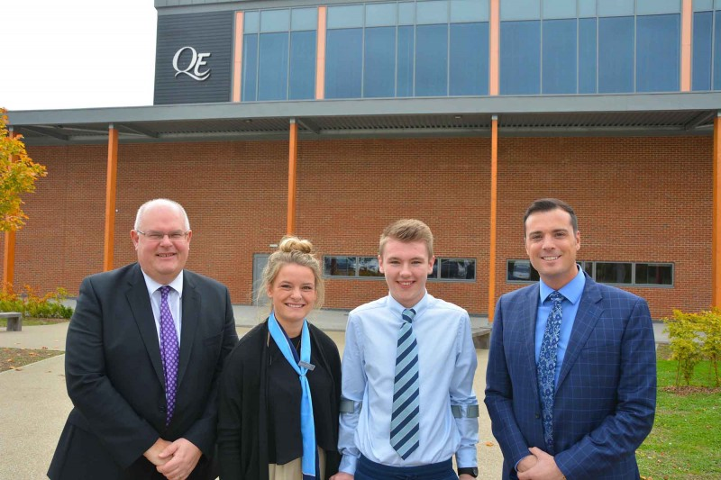 AFC Bournemouth Director inspires local students