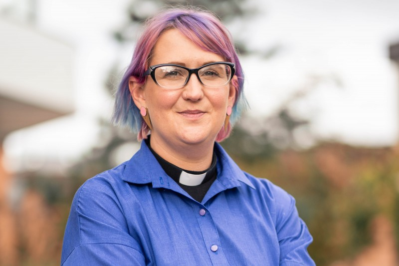 Rev Ruth Wells, Anglican Chaplain for Faith and Reflection