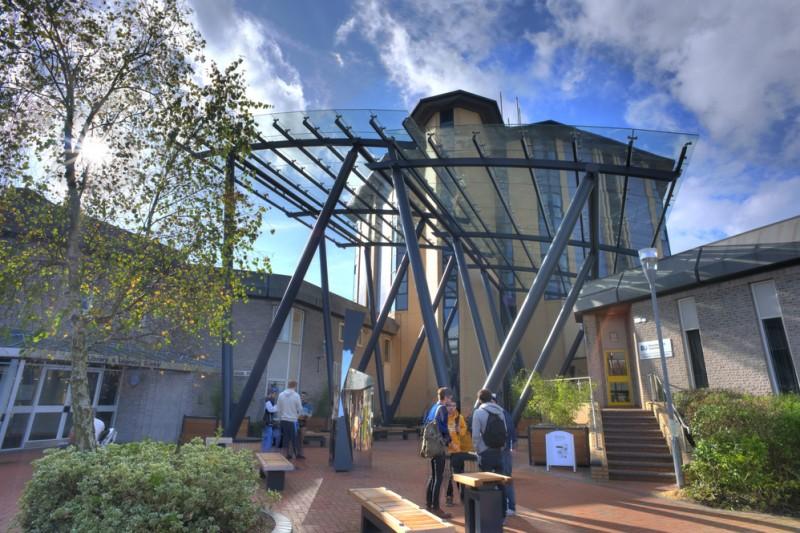 SMC library exterior