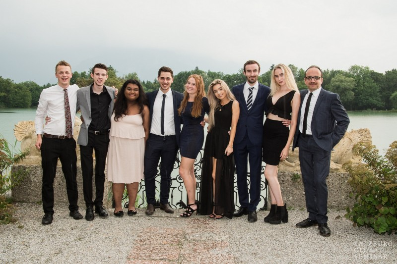 BU at Salzburg Academy 2017