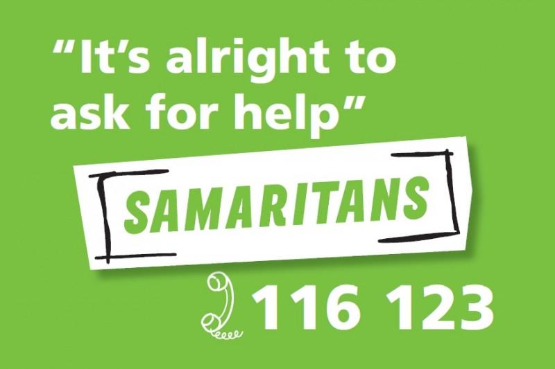 Samaritans at Bournemouth University