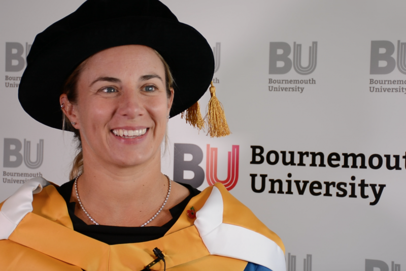 Honorary Doctorate Lucy Shuker