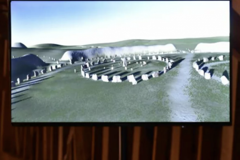 Virtual Avebury in the news