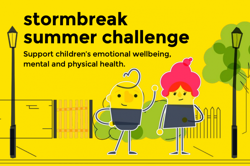 stormbreak summer challenge