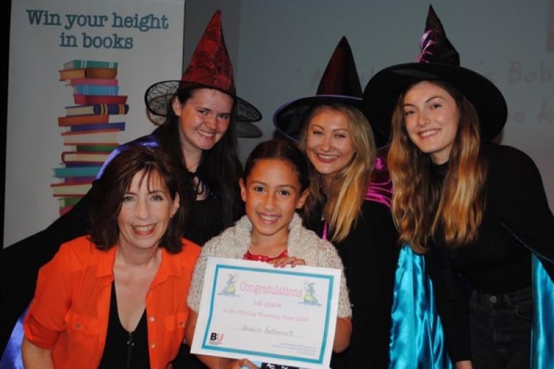 BU celebrates writing wizardry winners